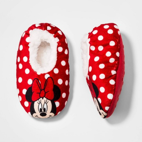 Mickey Mouse Baby Shoe