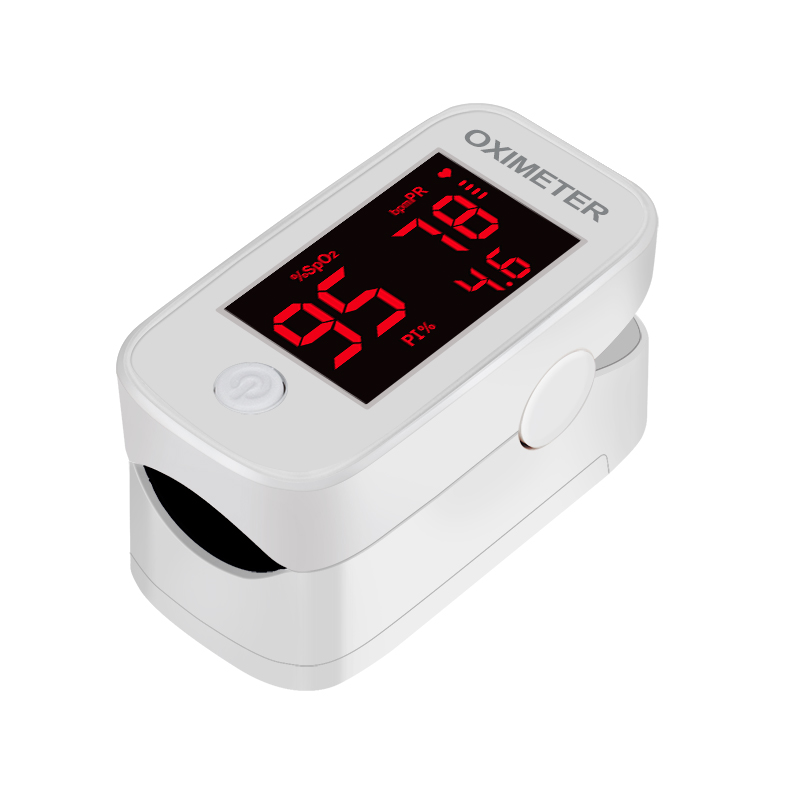 CE approved Yimi life Blood Oxygen pulse oximetro digital YM101 LED screen