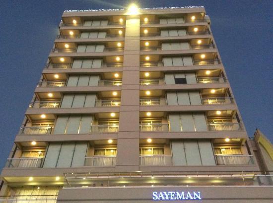 Hotel Sayeman Beach Resort