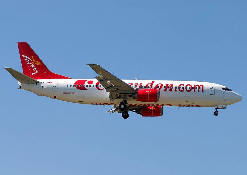 Corendon Airlines AN1073838