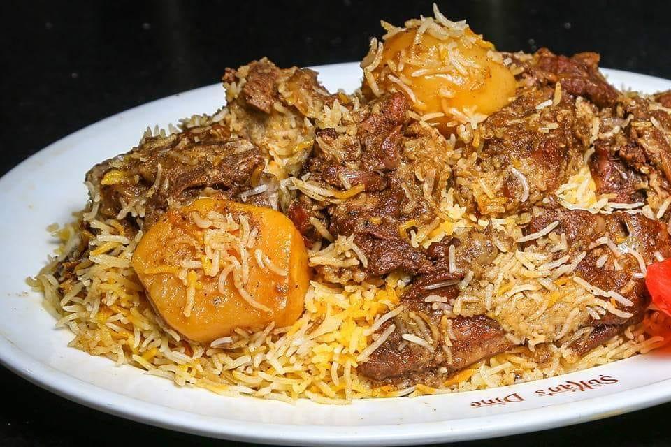 Mutton Kachchi